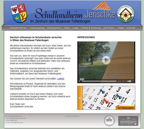 Schullandheim Jerischke